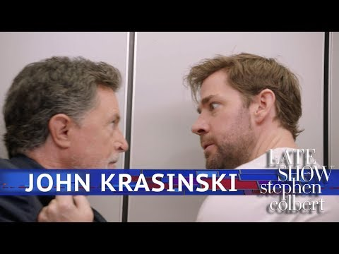 John Krasinski Is An Action Guy Now