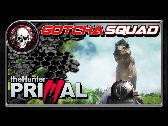 The Hunter Primal - Homem vs Besta. Uma Jornada pela Sobrevivência