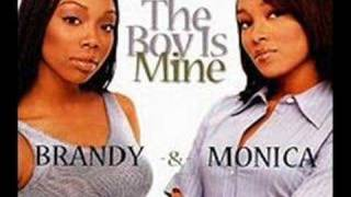 Brandy & Monica - The Boy Is mine, UK Garage Mix
