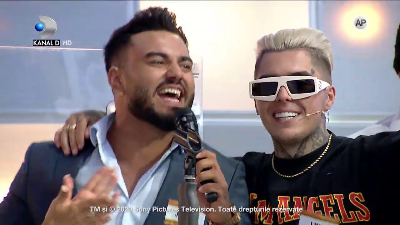 Roata Norocului (18.10.2020) - Jador si Lino, show total! Prin ce provocari au trecut? Nu ratati!