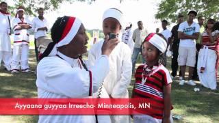Irreecha 2011: Amazing Oromo kids