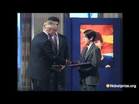 1991: Aung San Suu Kyi Receives the Nobel Prize