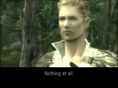 """Metal Gear Solid 3 - """"Life's End"""" - YouTube"""