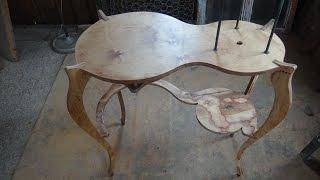 Стол для аламбика. Своими руками из б/у фанеры