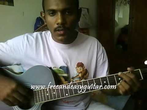 Always be my baby by David Cook/Mariah Carey guitar tutorial by Melvin