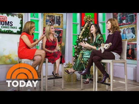 Kathryn Hahn Reveals How She Got Susan Sarandon To Join 'Bad Moms Christmas' | TODAY