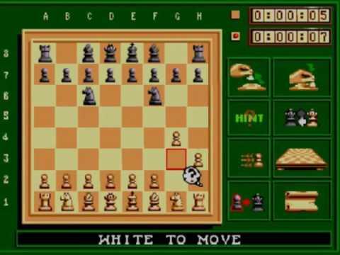 Sega Master System ► Sega Chess