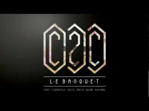 C2C  Le Banquet feat Netik, Tigerstyle, Rafik, Kentaro & Vajra