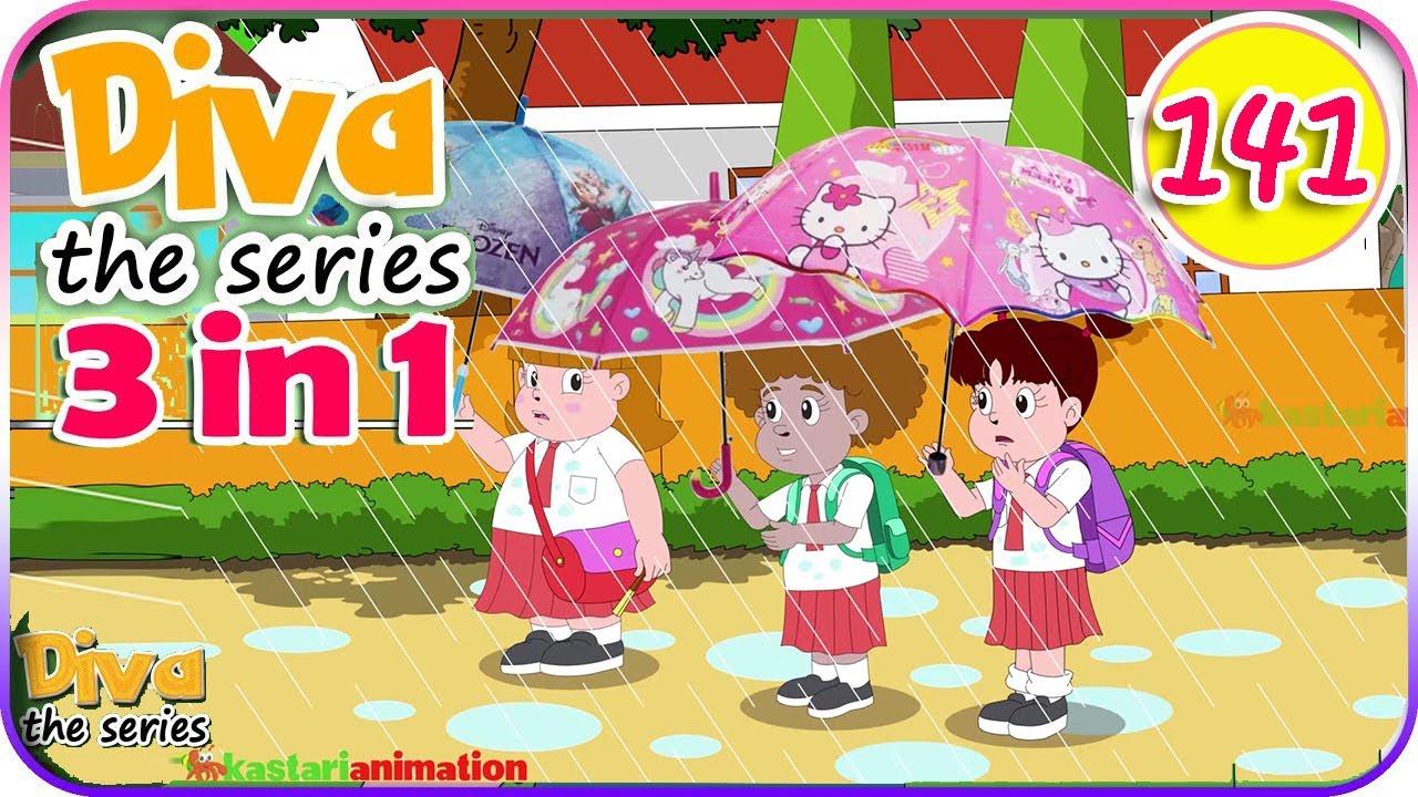 Seri Diva 3 in 1 | Kompilasi 3 Episode ~ Bagian 141 | Diva The Series Official