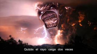 Iron Maiden- Lightning Strikes Twice- Subtitulado