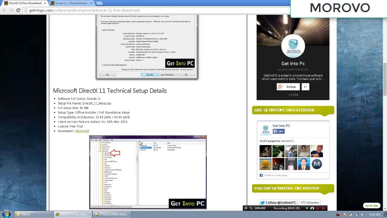 torrent download directx 11