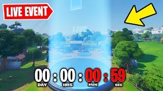 *NEW* FORTNITE BLACKHOLE EVENT RIGHT NOW?! - Fortnite SEASON X LIVE EVENT!