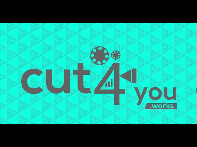 www.cut4you.works 🎥 LOGO TEXT