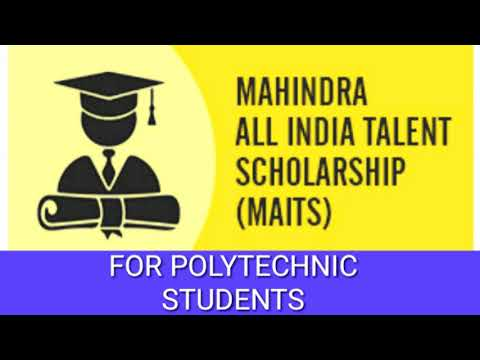 kc-mahindra-scholarship-for-diploma-students-in-polytechnics-|-apply-by-22-august