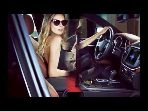 The Maserati Range and Heidi Klum on Sports Illustrated