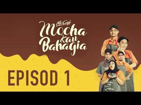 Mocha Kau Bahagia [Episod 1] : Secret Admirer ?