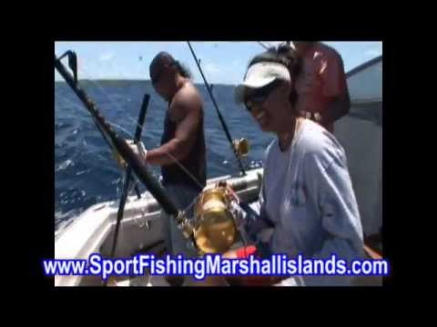 Marshall Islands - Sport Fishing Marshall Islands