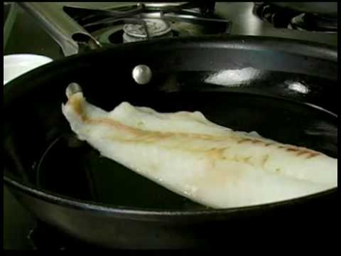 Cooking Tips : How To Pan Fry Orange Roughy Fish