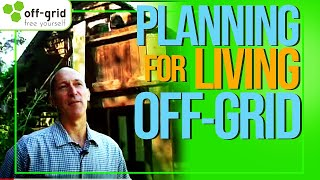 Planning Permission For Off-grid Living
