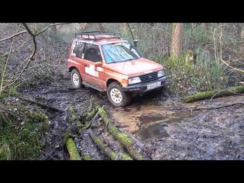 Suzuki Vitara 4x4 offroad. подготовка к экспедиции. Разведка вдоль Немана.| Expedition SUV Belarus