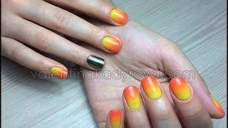 видео  гель лак для ногтей  в Киеве и в Украине