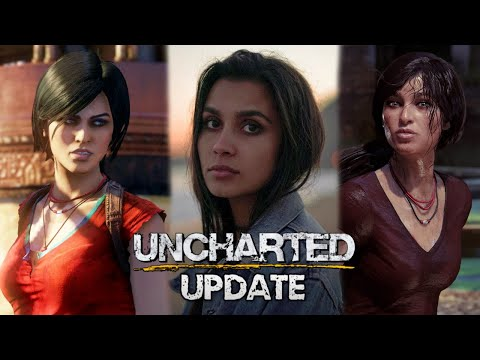 Chloe Frazer Possibly Cast In Uncharted Movie Youtube