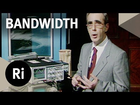 What is Bandwidth? - Christmas Lectures with David Pye