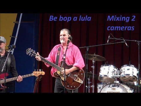 THE LOLLIPOPS - Be bop a lula, Copenhagen 2017, MIXING 2 Cameras