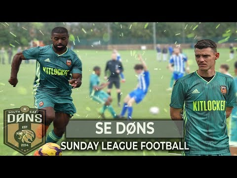SE DONS Vs METROGAS | PAUL PICARD CUP CUP ROUND 2 | Sunday League Football