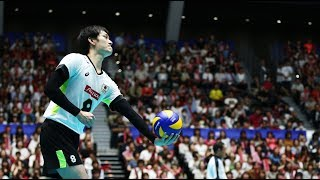 Download Video 柳田将洋 Masahiro Yanagida Japan vs Slovenia 2017 FIVB World League MP3 3GP MP4