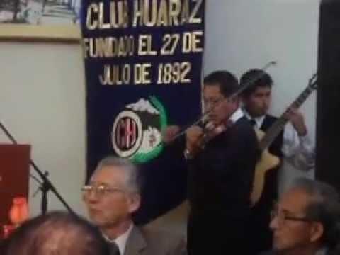 """músico-esfino:siles-sanches-tolentino-""""vírgenes-del-sol""""-en-la-juram.j.d.2013-2014-club-huaraz"""