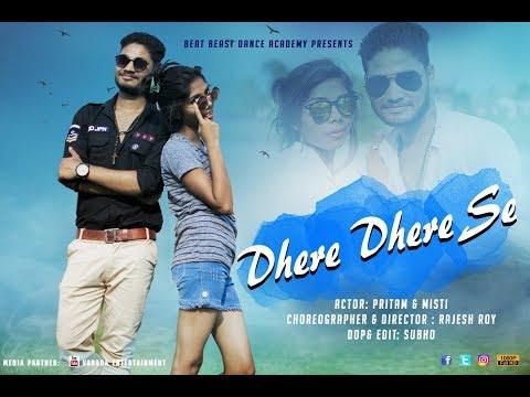 DHEERE DHEERE SE | LOVE STORY | 2018 | Swapneel Jaiswal | Aashiqui | Kumar Sanu