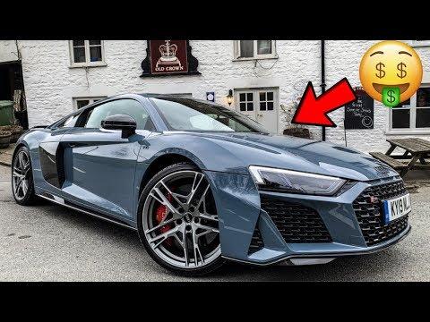 2019 AUDI R8 V10 Performance WORTH £150,000?