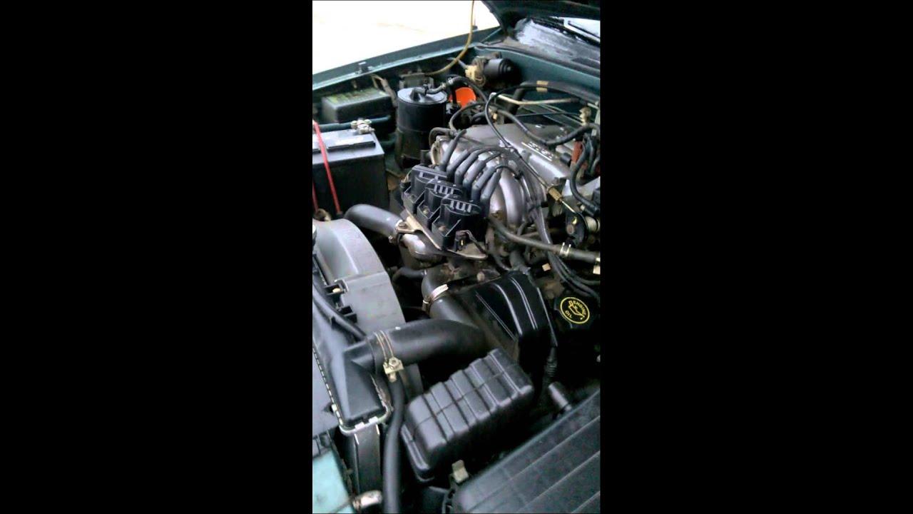 1994 Isuzu Rodeo 3 2 V6 Motor Clanking