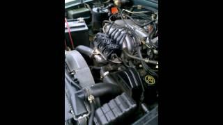 1994 isuzu rodeo 3.2 V6 motor clanking
