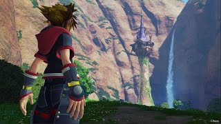 Kingdom Hearts III - Trailer E3 2015