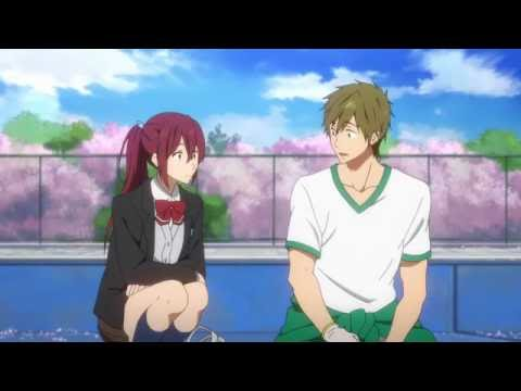 A Thousand Years Makogou Amv By Donotami Rin matsuoka is haruka's rival who is also in 11th grade. cyberspace and time