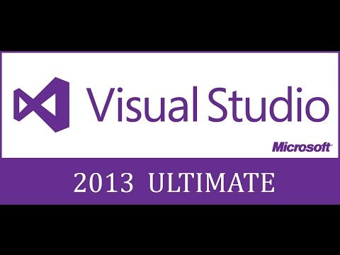 [Vb Net] How to Download and install Microsoft Visual Studio 2013 ultimate  For free HD tutorial