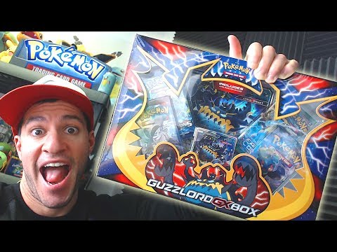 OPENING NEW POKEMON CARDS BOX OF 2018!