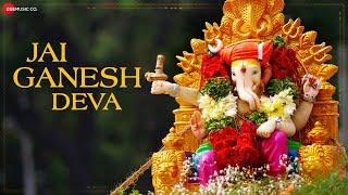 Jai Ganesh Deva   जय गणेश देवा   Aakanksha Sharma   Zee Music Devotional   Ganesh Aarti with Lyrics