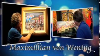 TV von Wening Art Gallery Commercial for Time Warner Cable Vision