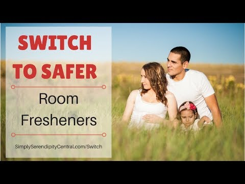 NonToxic Home - Switch to Safer Product: Room Fresheners