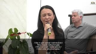 Amalia Decean - Sa nu pot Doamne sa ma las (Biserica Albini)