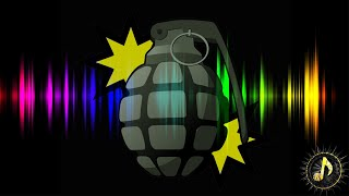 Distant Grenade Explosion Effect