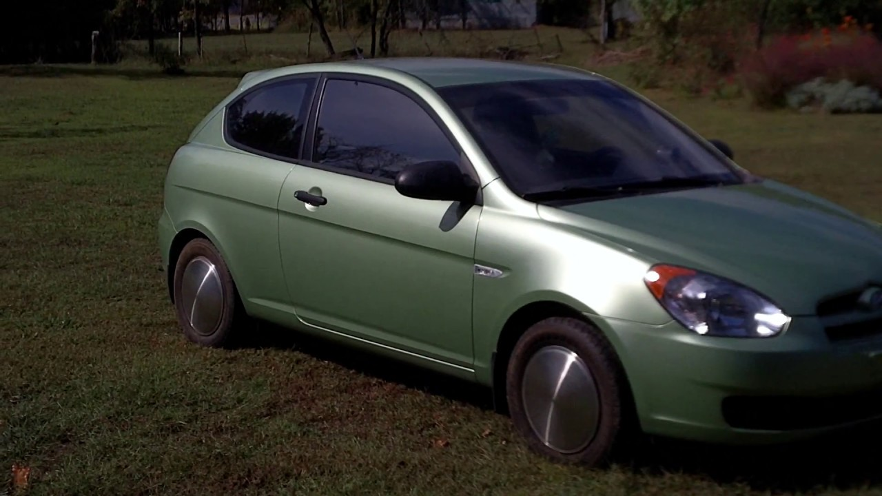 My 2008 Hyundai Accent, 43 MPG, Mods And Ideas.   YouTube