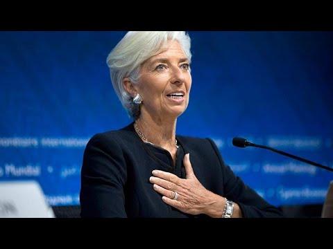 المركزي الأوروبي يتوقع  انكماش اقتصاد منطقة اليورو بنسبة 12 بالمئة  خلال العام الحالي …  - 20:58-2020 / 5 / 27