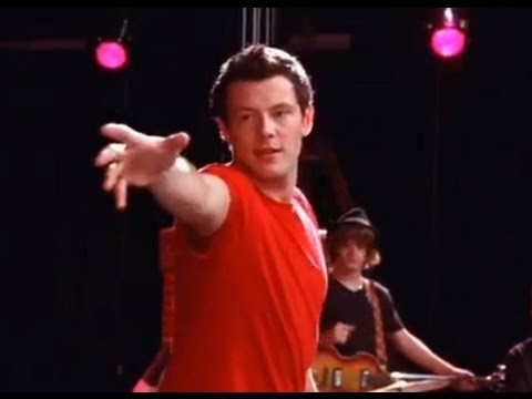 "CORY MONTEITH TOP 5 BEST ""GLEE"" PERFORMANCES AS FINN HUDSON"