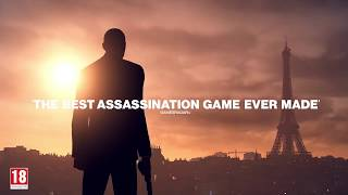 Official HITMAN™: Definitive Edition Launch Trailer