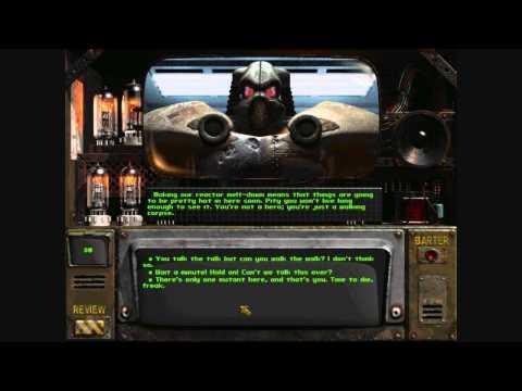 Fallout 2 - Frank Horrigan