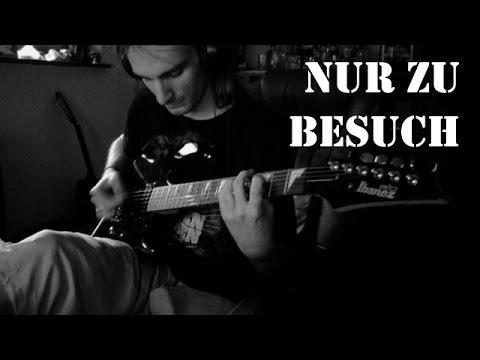 Die Toten Hosen - Nur Zu Besuch (Guitar Cover)